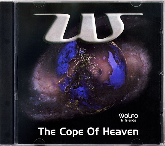 The Cope Of Heaven • WOLFO & friends • GLAVIVA ® CD-Jewel-Case